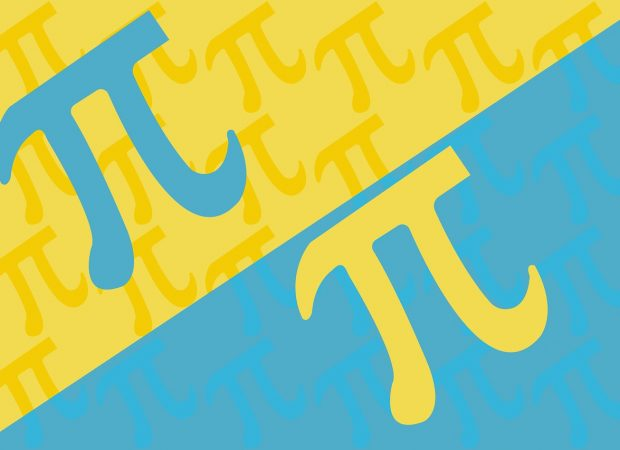 The math constant Pi